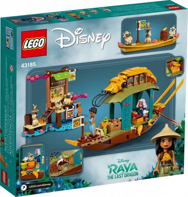 Disney-尋龍使者:Bouns Boat/L43185 樂高積木 Disney,尋龍使者,Bouns Boat,LEGO 43185 ,樂高積木