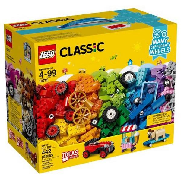 Bricks on a Roll/LEGO 10715樂高積木 Classic系列 Bricks on a Roll,LEGO10715樂高積木 Classic系列