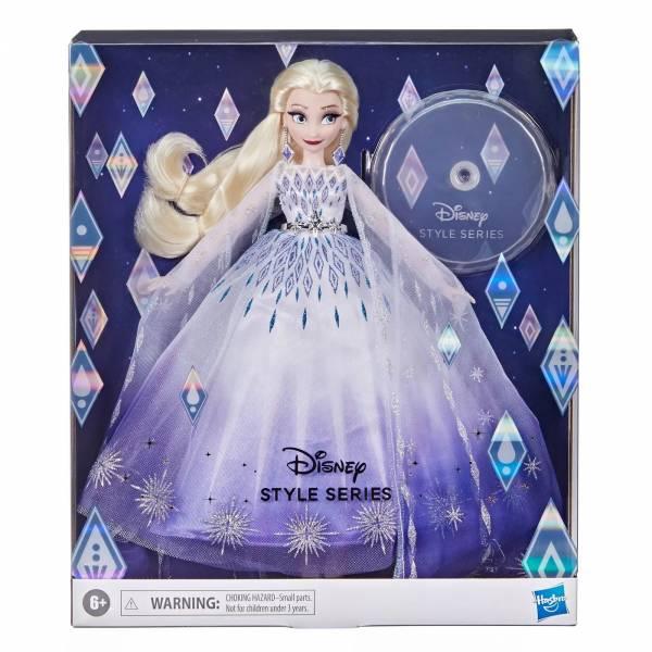冰雪奇緣艾莎-迪士尼公主華麗系列/HF1114 冰雪奇緣艾莎,迪士尼公主華麗系列,芭比娃娃