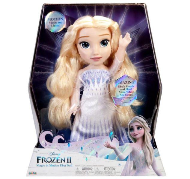 @Frozen 2: 豪華聲光艾莎/JA20280 冰雪奇緣,艾莎,安娜,雪寶,elsa,公主