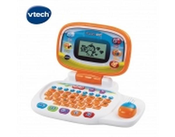 Vtech 兒童智慧學習小筆電-白/155400 偉易特,Vtech 兒童智慧學習小筆電-白
