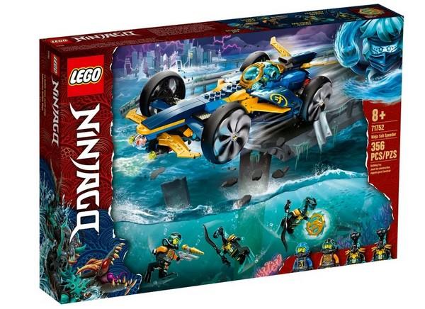 Ninjago-忍者水行車/L71752 LEGO71752樂高積木 Ninjago-忍者水行車,LEGO71752,樂高積木