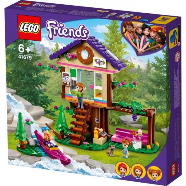 Friends-森林之家/L41679 樂高積木 Friends,森林之家,L41679,樂高積木