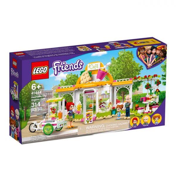 心湖城有機咖啡廳 LEGO 41444/L41444 樂高積木,心湖城有機咖啡廳 LEGO