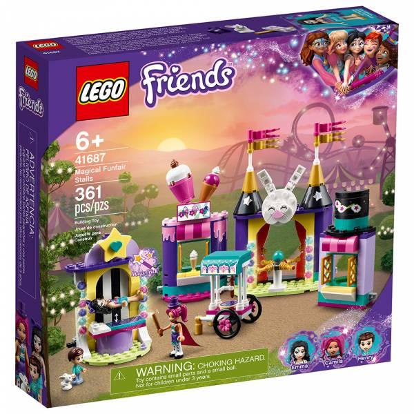 Friends-魔術樂園小站/L41687 樂高積木 Friends,魔術樂園,小站,L41687,樂高積木