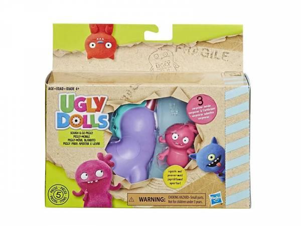 醜娃娃 故事人物組(兩款樣式)/HE4519-AS00 醜娃娃 故事人物組(兩款樣式),可愛療癒玩具