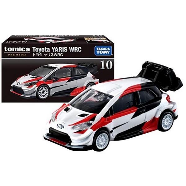 PRM10 豐田Yaris WAC 21 黑盒/TM17312 多美小汽車 PRM10 豐田Yaris WAC 21 黑盒,多美小汽車,TOMICA代理版小車