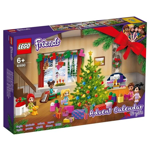 Friends-驚喜月曆2021/樂高積木 LEGO 41690 LEGO,樂高,Friends,好朋友,驚喜月曆,月曆