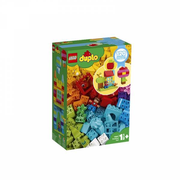 Duplo-歡樂創意顆粒套裝/LEGO10887 /樂高積木