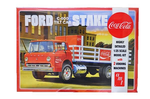1/25 C2000 可口可樂大貨車/P-AM035313 1/25 C2000 可口可樂大貨車/P-AM035313