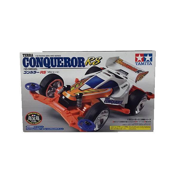 @CONQUEROR RS.VS CHASSIS.附馬達/田宮四驅車/TM18078 CONQUEROR,RS,CHASSIS,附馬達,田宮,四驅車,TM18078