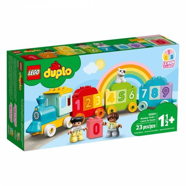 Duplo-數字列車-學習數數/L10954 樂高積木 Duplo,數字列車,學習數數,L10954,樂高積木