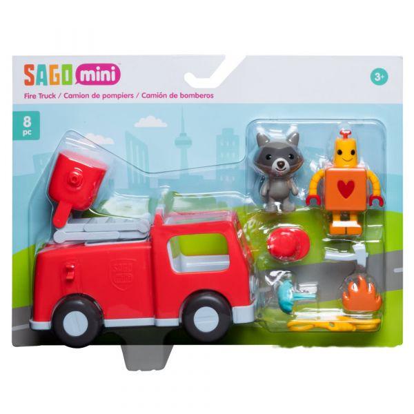 SAGO mini-消防車組/6046988 SAGO mini-消防車組