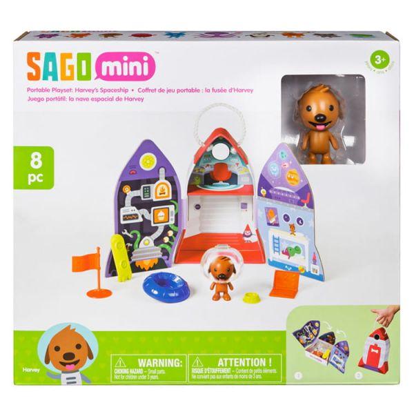 SAGO mini-攜帶式太空船/6041228 SAGO mini-攜帶式太空船