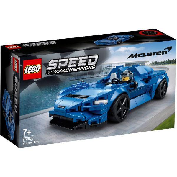 Speed-McLaren Elva/L76902 樂高積木 Speed,McLaren, Elva,L76902,樂高積木
