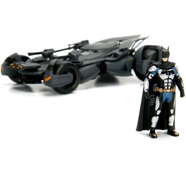 蝙蝠俠1:24合金車-正義聯盟蝙蝠車+蝙蝠俠/JD99232 蝙蝠俠,合金車,蝙蝠車,聖誕禮物,收藏