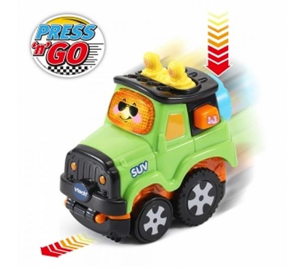 Vtech 嘟嘟聲光迴力衝鋒車-酷炫休旅車/515700 Vtech,幼教,發展玩具,早教