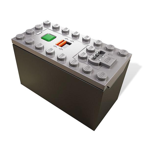 @電池盒,使用4號電池Power Functions/LEGO88000-樂高積木專用/LEGO88000 樂高積木,電池盒,使用4號電池Power Functions