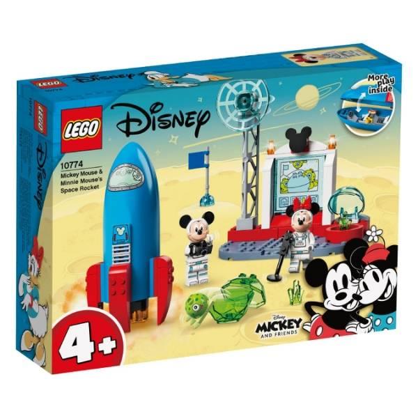 Disney-米奇&米妮太空火箭/L10774 樂高積木 Disney,米奇,米妮,太空火箭,L10774,樂高積木
