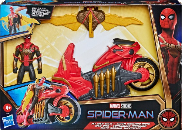 漫威蜘蛛人3電影6吋人物+载具组/HF1110 漫威,蜘蛛人3,,6吋人物,载具组,HF1110,MARVEL,Spider man
