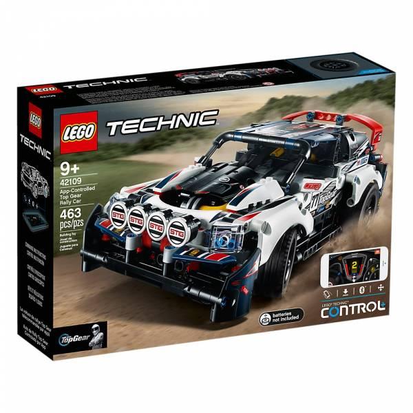 Tech-Top Gear 拉力賽車/LEG42109/樂高積木