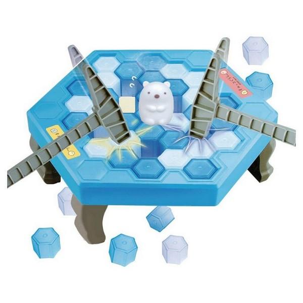 敲冰磚遊戲-角落生物-北極熊的朋友/XSY12288 敲冰磚遊戲,角落生物,角落小夥伴,北極熊的朋友,白熊,XSY12288