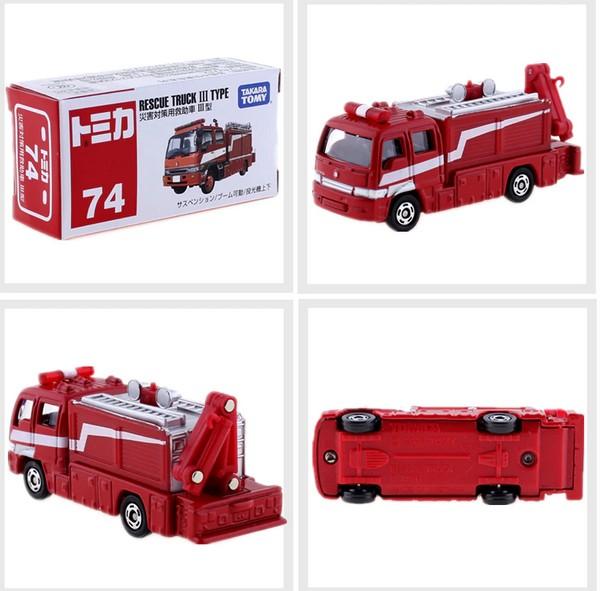災害對策用救助車(紅)Rescue Truck Type/TM074/TOMICA 074多美 火柴盒小汽車 災害對策用救助車(紅)Rescue Truck Type/TM074/TOMICA 074多美 火柴盒小汽車 4904810742272 消防車