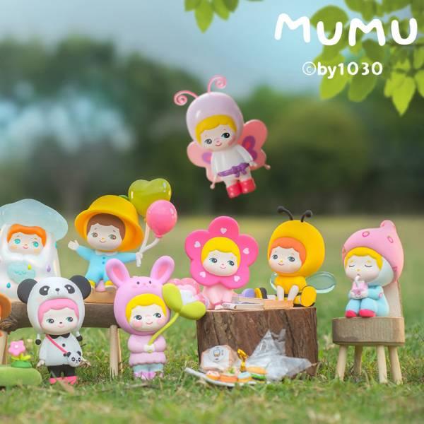 F.UN尋找獨角獸 × MUMU 春遊系列 F.UN,尋找獨角獸,MUMU,春遊