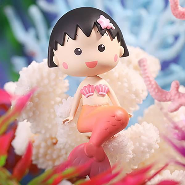 52TOYS × 櫻桃小丸子 美人魚系列  52TOYS,櫻桃小丸子,美人魚