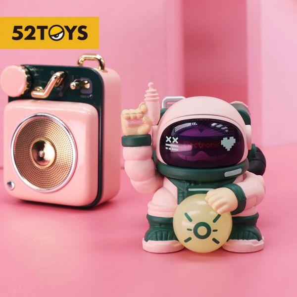 52TOYS x 招財太空人貓王收音機系列 52TOYS,招財太空人,貓王收音機