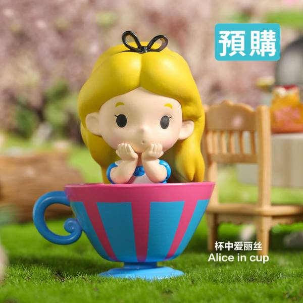 POPMART 泡泡瑪特 Disney 愛麗絲 夢遊仙境系列 POPMART,泡泡瑪特,Disney,愛麗絲,愛麗絲夢遊仙境,迪士尼,柴郡貓,妙妙貓,瘋帽子
