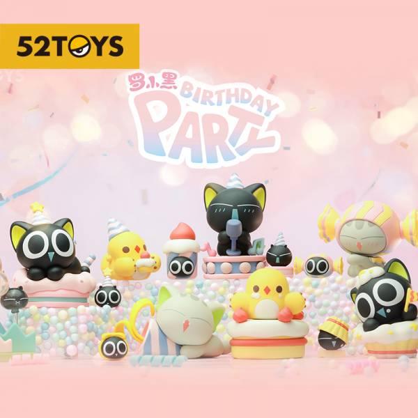 羅小黑 Birthday Party 生日派對系列 羅小黑,Birthday Party,生日派對