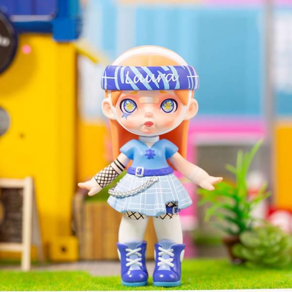 ToyCity × UTS優酷 LAURA女孩 潮流水果系列 ToyCity,YOUKU TOYSHOW,優酷,這就是灌籃3,LAURA,潮流水果,水果少女,LAURA水果
