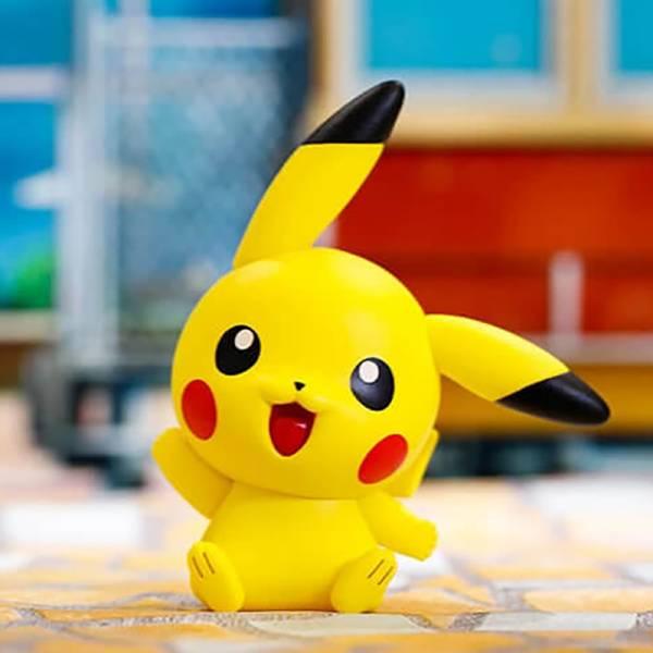 POPMART 泡泡瑪特 Pokémon 寶可夢 趴坐系列 POPMART,泡泡瑪特,Pokémon,寶可夢 趴坐系列,皮卡丘,伊布