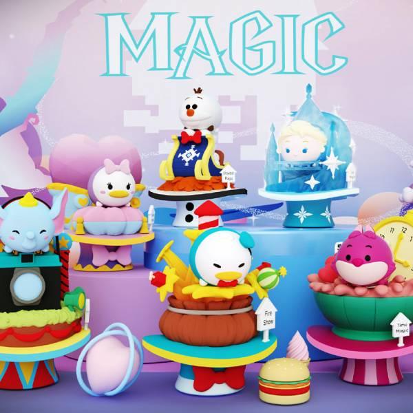 Disney 迪士尼 Tsum Tsum Magic 魔法奇幻秀 Disney,迪士尼,Tsum Tsum,Magic,魔法奇幻秀,公仔,盲盒