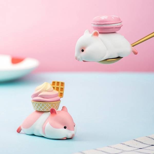 MOLUMOLU 甜品菓子鼠 可愛小倉鼠 MOLUMOLU,甜品,菓子鼠,倉鼠,甜點