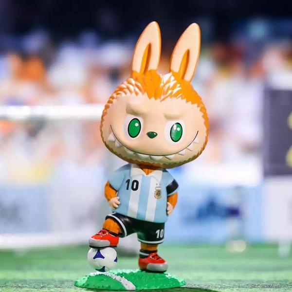 POPMART 泡泡瑪特 LABUBU 拉布布 阿根廷足球系列 POPMART,泡泡瑪特,LABUBU,拉布布,阿根廷,足球,梅西