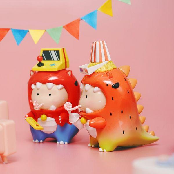 狐尾FoxtailToys × DODOLO 甜味抱抱龍2 伙伴們的派對時光 狐尾玩具,FoxtailToys,DODOLO,甜味抱抱龍2,伙伴們的派對時光