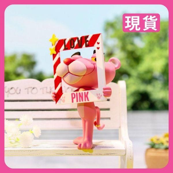 POPMART 泡泡瑪特 Pink Panther 頑皮豹 粉紅豹 表白系列 POPMART,泡泡瑪特,Pink Panther,頑皮豹,粉紅豹表白系列