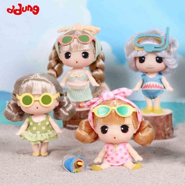 ddung 冬己 迷糊娃娃 Summer 夏日沙灘系列 ddung,冬己,冬己娃娃,迷糊娃娃,Summer,夏日沙灘,海邊,夏天