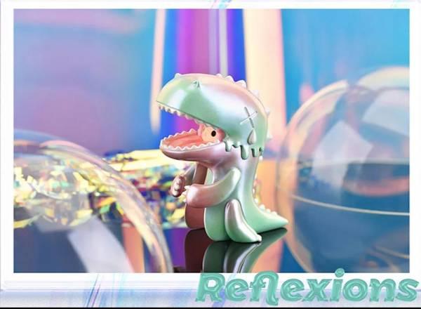 Litor's Works × HEY DOLLS 恐龍妹 Reflexions 炫光系列 Litor's Works,HEY DOLLS,恐龍妹,Reflexions,炫光系列