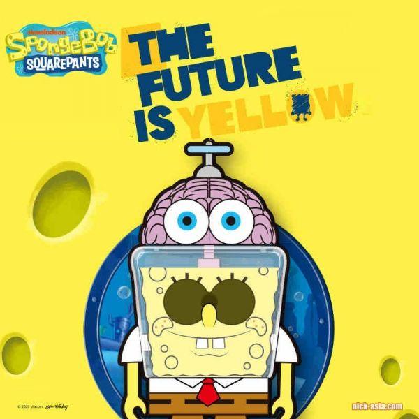 SpongBob 海綿寶寶 飛旋腦兒系列 盲盒 SpongBob,海綿寶寶,飛旋腦兒,盲盒