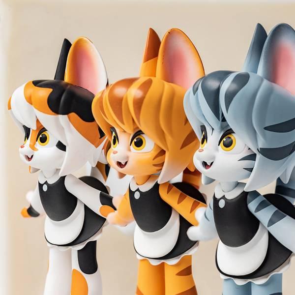 空想造物 × 老酈 純天然 女僕貓 空想造物,老酈,純天然,女僕貓