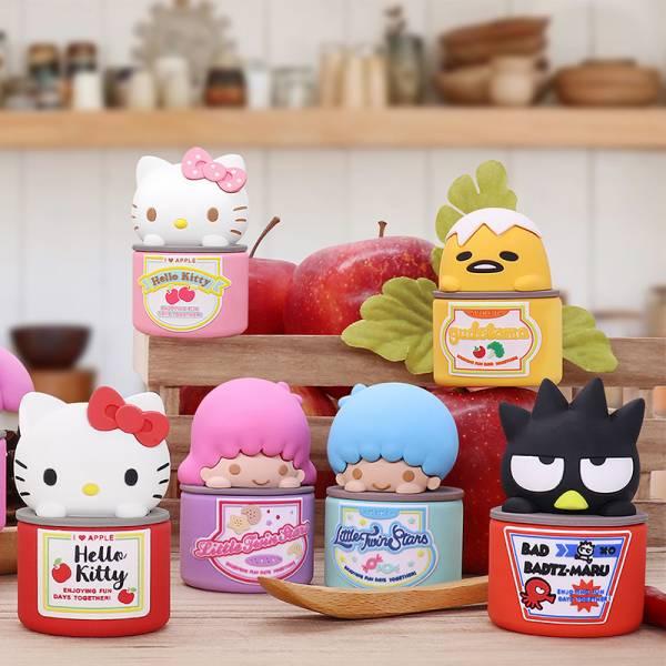 Sanrio 三麗歐家族 果醬系列 Sanrio,三麗歐,果醬,三麗鷗家族