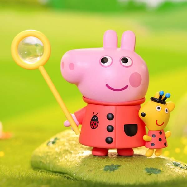 POPMART 泡泡瑪特 Peppa Pig 佩佩豬 小豬佩奇 嘻遊記 POPMART,泡泡瑪特,Peppa Pig,佩佩豬,小豬佩奇,嘻遊記