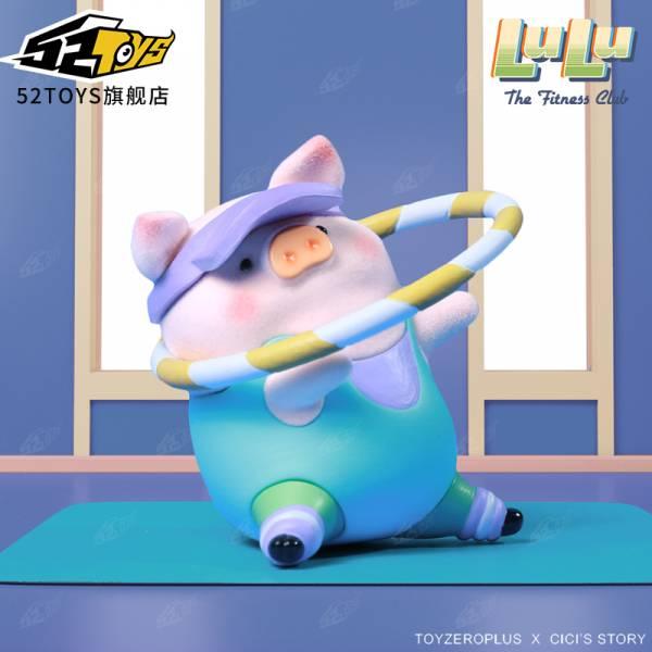 CICI's Story×Toyzeroplus 罐頭LULU豬 運動系列 午餐肉罐頭,CICI Story,Toyzeroplus,罐頭LULU豬,運動系列