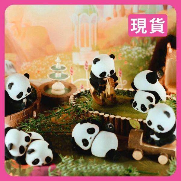 52TOYS × Panda Roll 熊貓滾滾 日常系列 52TOYS,Panda,Roll,熊貓滾滾,日常,熊貓
