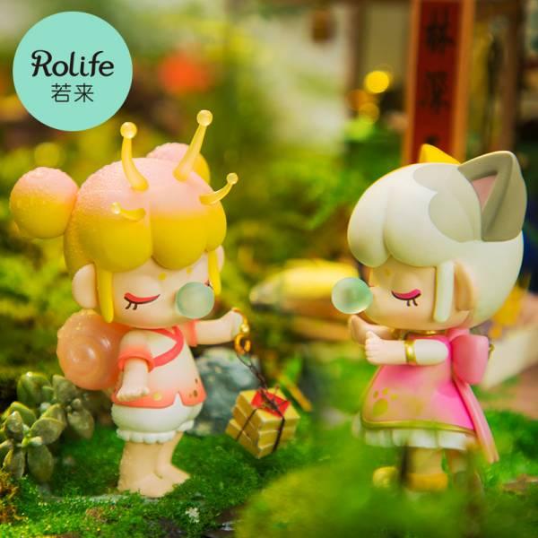 Rolife若來 Nanci囡茜二代 林深不知處系列 若來,rolife,囡茜,林深不知處,Nanci