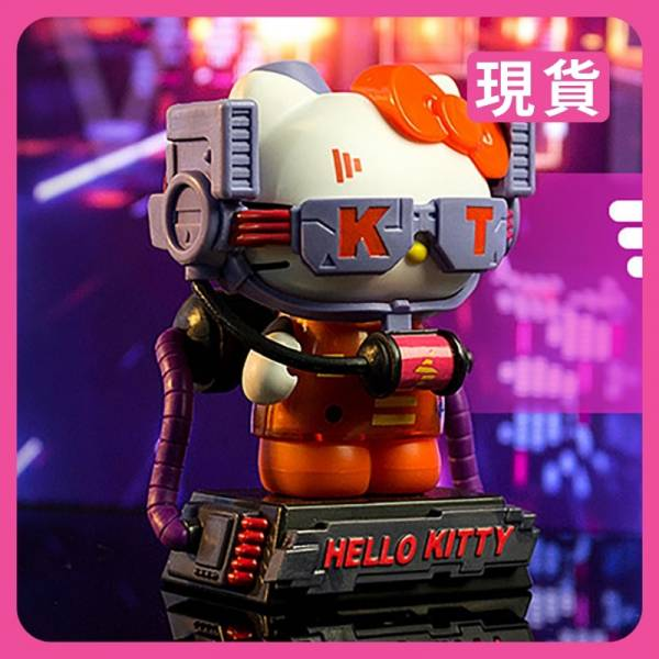 Hello Kitty 凱蒂時空之旅盲盒 Hello Kitty,凱蒂貓,時空之旅,kitty,三麗鷗