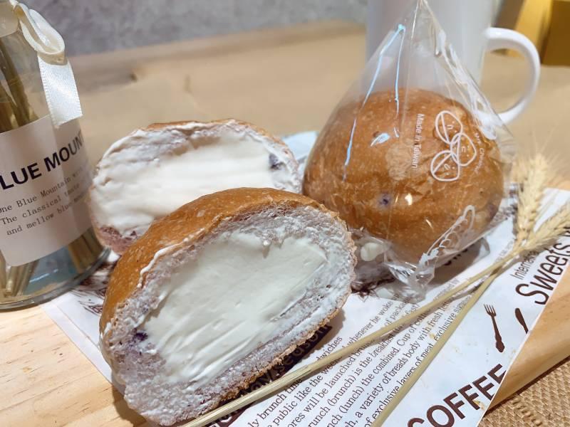 冰沁藍莓包